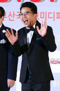 '2016 부산국제코미디페스티벌' 김준호, 올 해도 대박!!