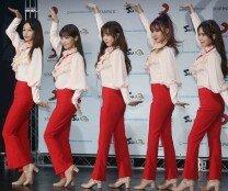 크레용팝, 첫 정규앨범 '에볼루션' 쇼케이스