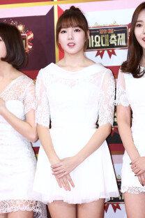 KBS 가요대축제, 순백의 걸그룹