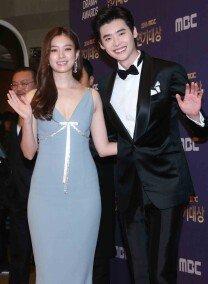 2016 MBC 연기대상, 훈훈한 커플들