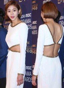 2016 MBC 연기대상을 빛낸 여배우들