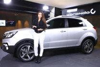뉴스타일 코란도C '더 강인해진 패밀리 SUV'