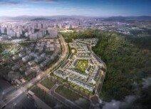 GS건설 첫 블록형 단독주택 '한강신도시 자이더빌리지' 분양