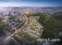 신개념 단독주택 '한강신도시 자이더빌리지' 24일 분양