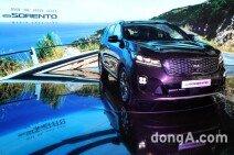[신차 pic]국산 대표 SUV '더 뉴 쏘렌토'… 연비 동급 최고 13.4km/ℓ 달성