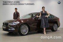 BMW 뉴 6시리즈 그란 투리스모 공개… 상위급 사양에 역동성 극대화