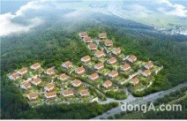타운하우스 '숲속마을 옥천단지' 분양… 가격·접근성 '눈길'