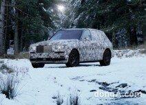 롤스로이스, SUV 신차 이름 '컬리넌' 확정… 다이아몬드서 유래