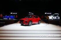 [신차 pic]재규어 고성능 소형 SUV 'E-페이스'
