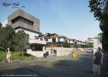삶의 질 높은 단독주택형 타운하우스 '김포 리버테일'