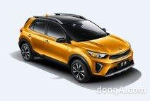 기아차, 중국형 스토닉 'KX1' 출시… 대륙을 위한 다운사이징