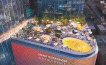 제주 전경을 한눈에… 38층 랜드마크 호텔레지던스