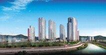 최고 37층 8개동 855채 규모… 평촌 랜드마크 예약