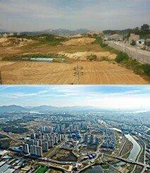 개발 4년 만에 위상 달라진 '다산신도시'