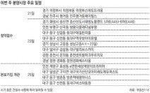 [부동산 캘린더]전국 6016채 분양… 본보기집 4곳 열어
