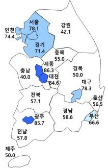 '분양경기 침체' 전망 쏟아져…서울 HSSI전망치, 역대 최저