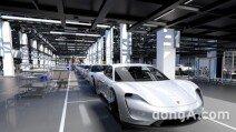 포르쉐, 오는 2020년 '마칸 전기차' 생산