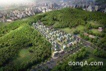 한강변 블록형 단독주택 '다산 포디움' 이달 분양