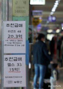 서울아파트시장 저가매물 '소진'…추격매수 '잠잠'·거래량은 '답보'