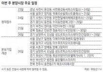 [부동산 캘린더]송파 '위례 리슈빌' 등 전국서 2298채 분양
