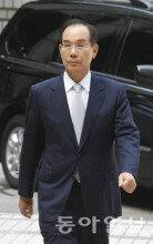 [뉴스 화보] 이학수, 삼성SDS 주식상장 대박