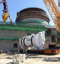 한수원, 신한울 2호기 원자로 설치 완료… 완공은 언제?