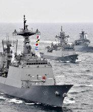 '서해수호의 날' 전 해역 해상기동훈련