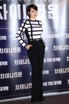 '차이나타운' 김혜수 '노출없는 섹시미'