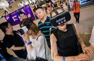 """알리바바의 마법 """"이젠 온라인 VR쇼핑"""""""
