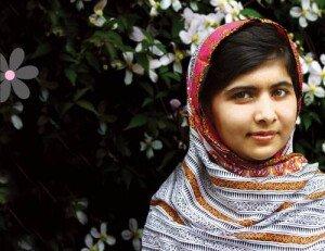 최연소 노벨상 수상자, 파키스탄 인권운동가 17세 말랄라