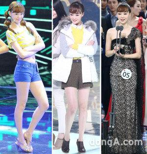 [화보] '2015 슈퍼모델 선발대회' 뜨거웠던 현장