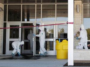 美 에볼라 파병 4000명, 감염 부메랑될까… '또다른 우환'