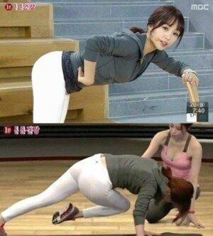 요가 강사 박초롱, 아찔한 볼륨 몸매 '눈길'…외모는 이연희 닮은꼴?