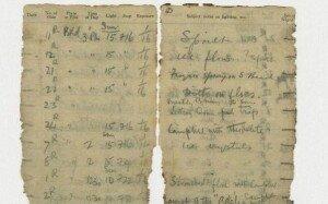 남극 100년 전 수첩 발견, 7개월 만에 복원…어떤 내용 담겼나?