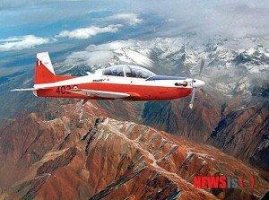 [화보] 국산항공기 KT-1P… '페루 하늘을 날다'