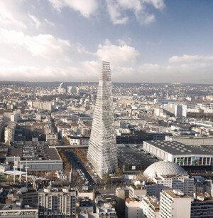 """[글로벌 톡톡]파리지앵 """"스카이라인 해치는 초고층건물 싫어"""""""