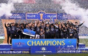 성남 FA컵 우승, 통산 3번째… 2015 ACL 진출권 획득