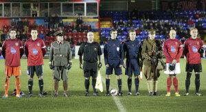 크리스마스 맞아 '전투 대신 축구' 영국-독일 1차대전 미담 재현