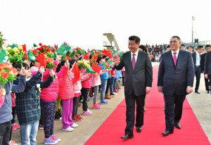 中시진핑, 마카오 방문… 中 반환 15주년 자축