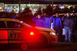 美 20대 흑인, 뉴욕경찰 2명 사살후 자살…SNS에 복수 암시 글
