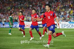 [화보] 한국 축구, 4강전 이라크에 2-0 승…아시안컵 27년만에 결승행