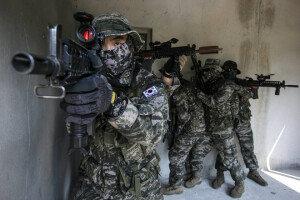 [화보] 韓-美-泰 해병대 연합훈련