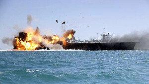 이란, 호르무즈 해협서 美항모 공격 훈련