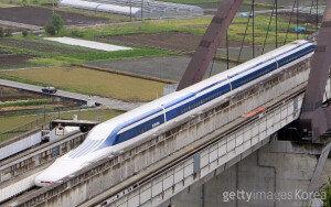 일본 '차세대 신칸센', 시속 600km 돌파…세계에서 가장 빠른 열차