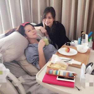 """비비안수, 미모의 언니와 근황 공개 """"집에 오니 정말 좋아요"""""""
