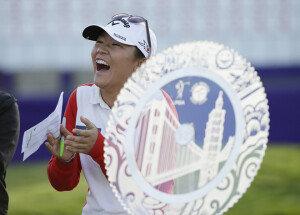 [화보] 리디아 고, LPGA '스윙잉 스커츠' 연장 우승…시즌 2승