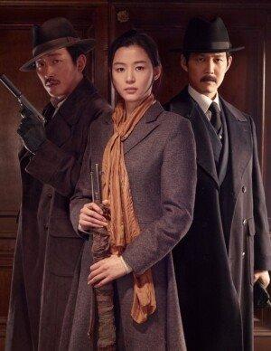 '암살' 7월 개봉… 저격수 전지현·임시정부요원 이정재, 기대감 ↑