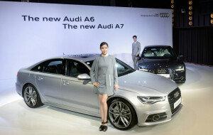 [화보] 아우디, A6·A7 4년만에 새 모델 출시