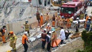 [뉴스 화보] 한화케미칼 공장 폭발사고 현장