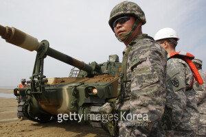 [화보] 한미, 서해서 합동 해안양륙 군수지원 훈련 실시